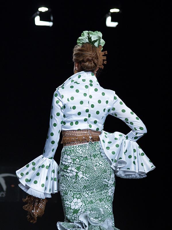Moño de flamenca 2