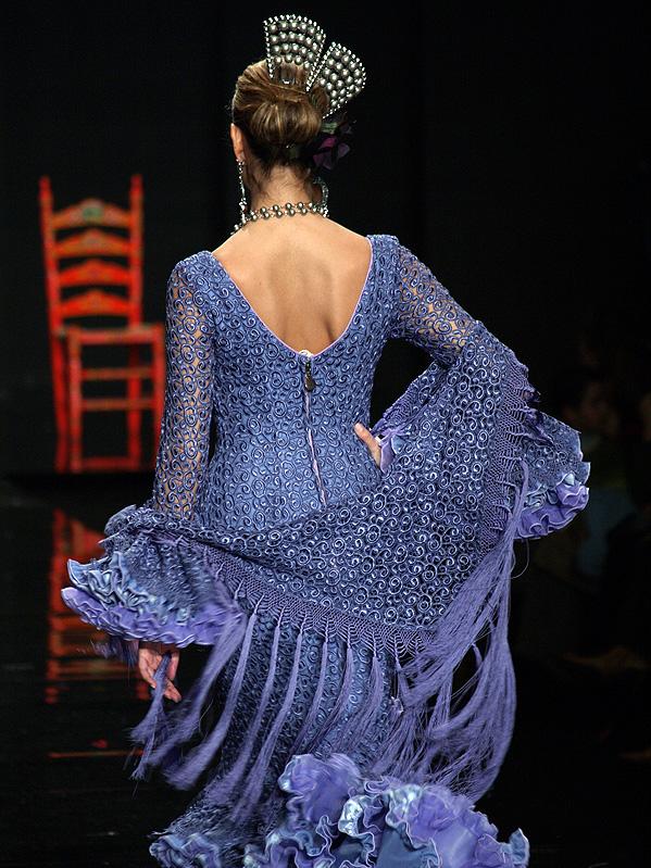 castaña de flamenca
