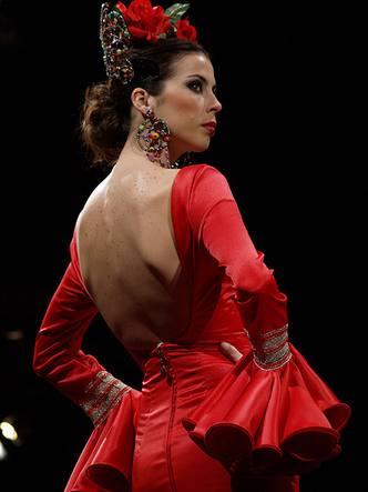 recogido de flamenca