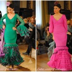 El desfile de Pol Núñez 2013 en We love flamenco…