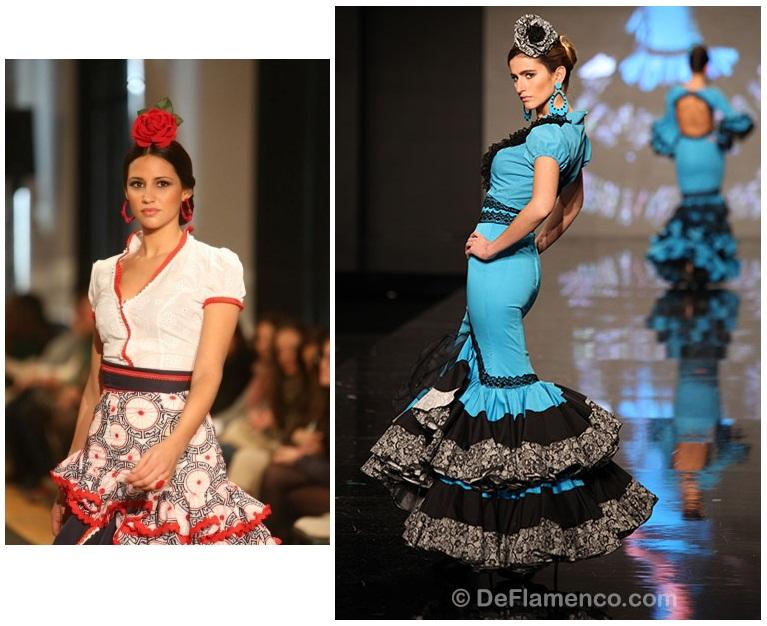 Trajes de flamenca 1