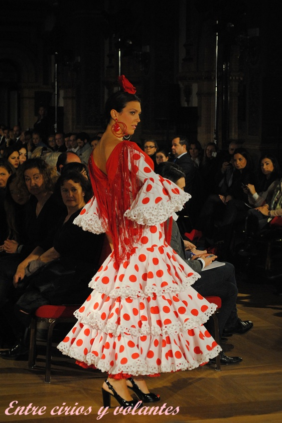 Lina en We Love Flamenco
