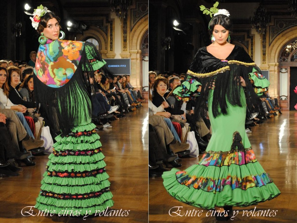Carmen Fitz Coleccion 2014 We Love Flamenco