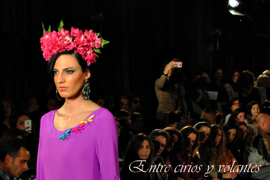 Flamenca Pol Nuñez 2014
