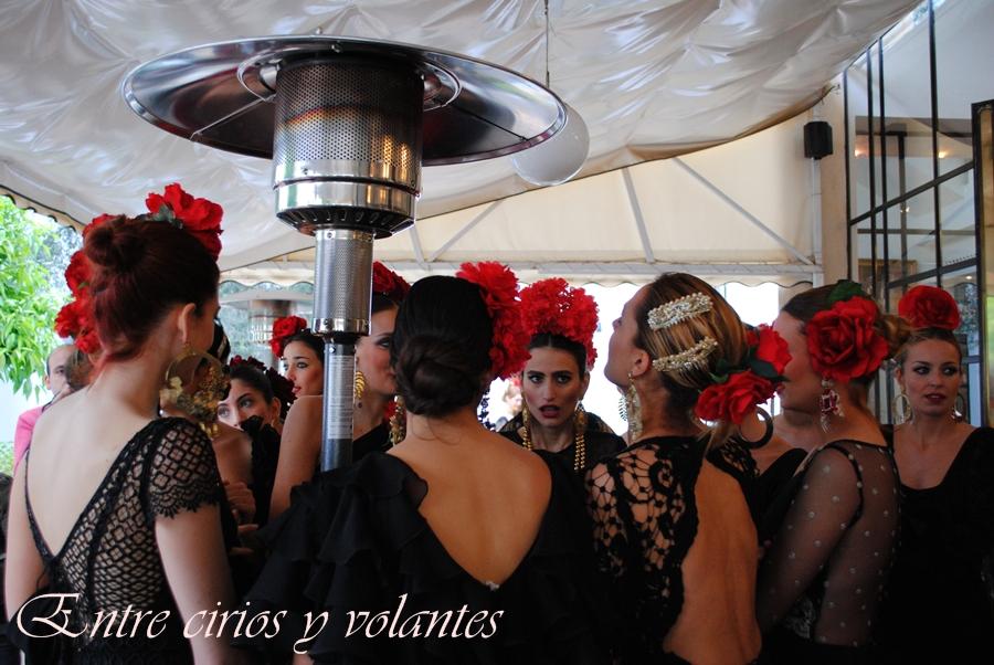Simof 2014 Desfile en la Giralda (1)
