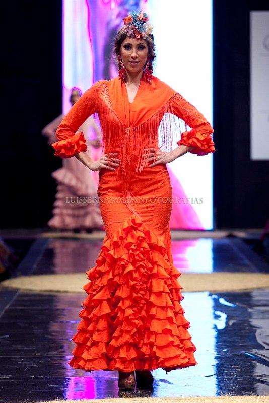 Rocio Martin pasarela de jerez 2014 (12)