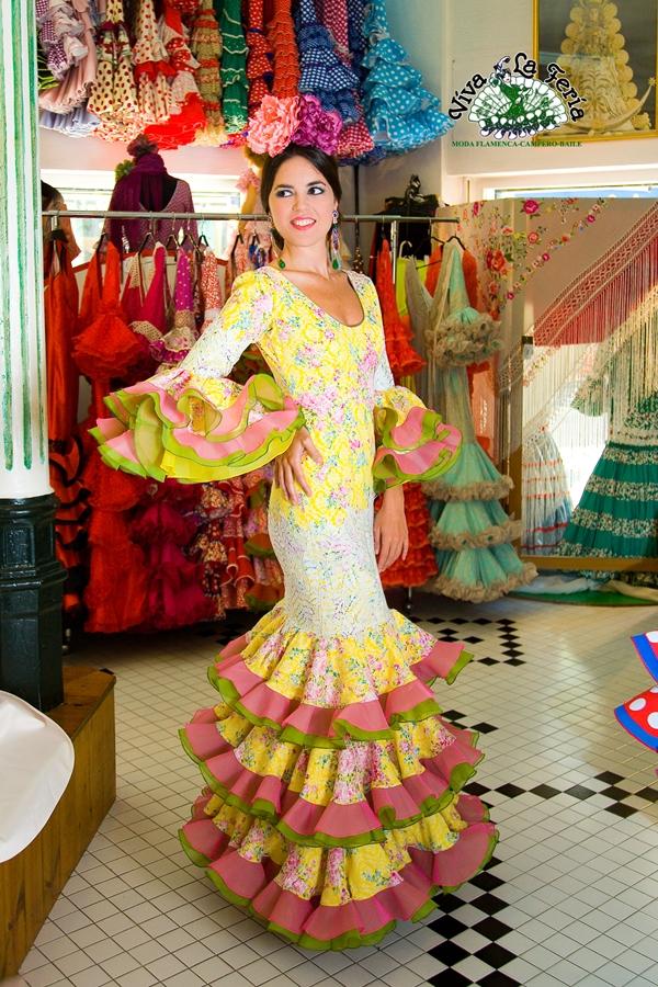 Viva la Feria trajes de flamenca (14)