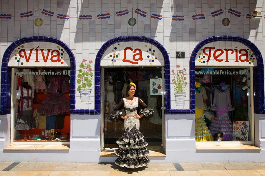 Viva la Feria trajes de flamenca (6)