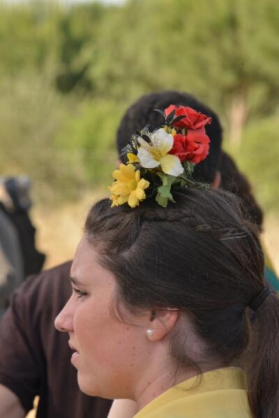 Hdad. Rocío Triana. Foto: Joaquín Corchero Arcos