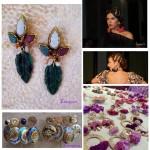 Complementos de flamenca: En dorado