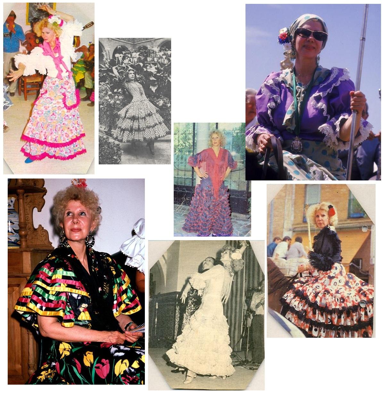 Cayetana de Alba vestida por Lina 3