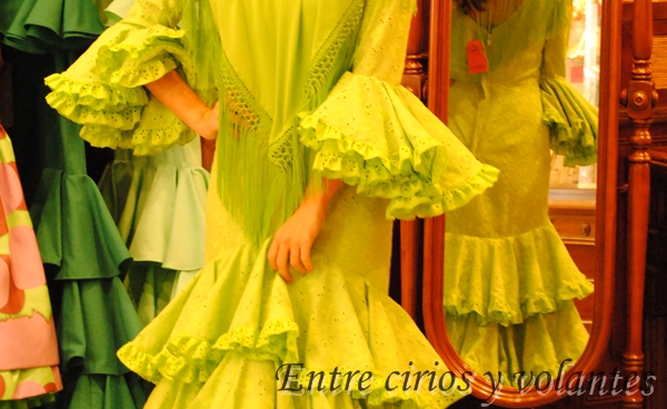 Lina 1960 Trajes de flamenca 2