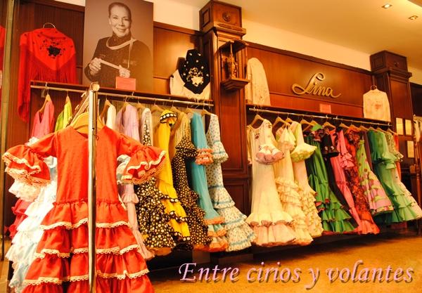 Lina 1960 Trajes de flamenca 4