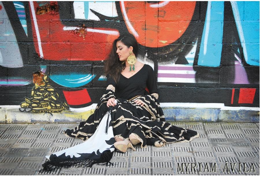 Aurora Gaviño Flamenca (2)