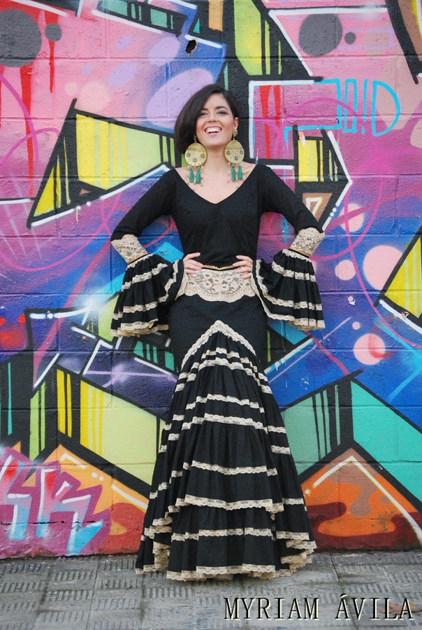 Aurora Gaviño Flamenca