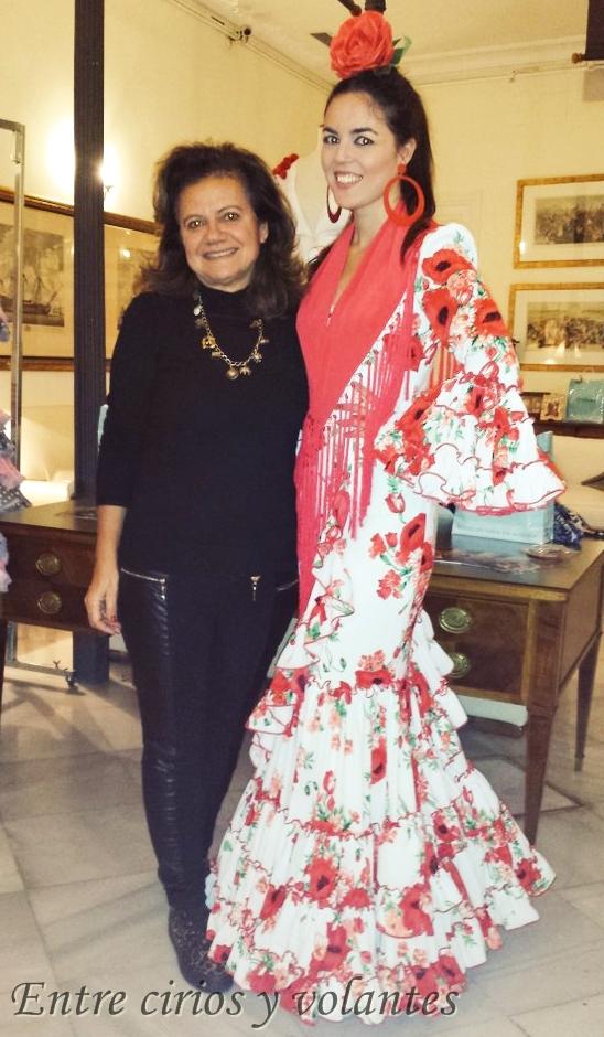 Pilar Vera y Claudia Alfaro.