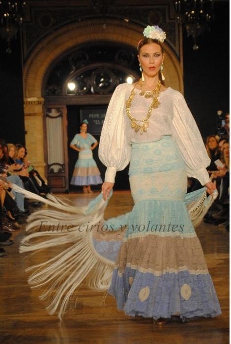 Consejos para vestir de flamenca archives entre cirios y - Pepe jimenez ...