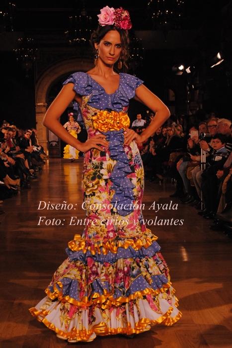 Consolacion Ayala We love flamenco 2015