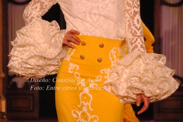 Consolacion Ayala trajes de flamenca 10