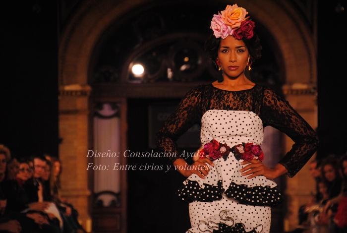 Consolacion Ayala trajes de flamenca 2015 (2)