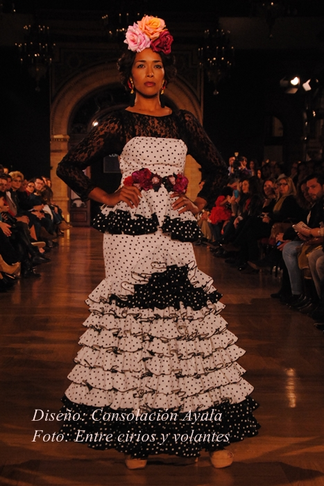 Consolacion Ayala trajes de flamenca 2015 (3)