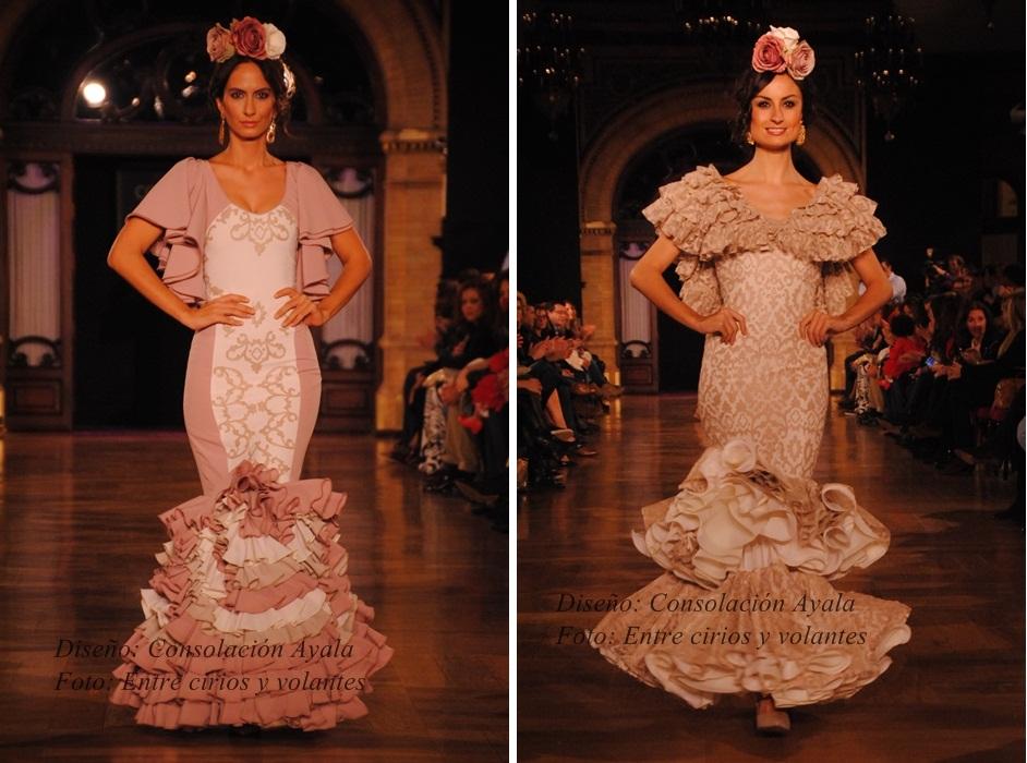 Consolacion Ayala trajes de flamenca 2015 (6)