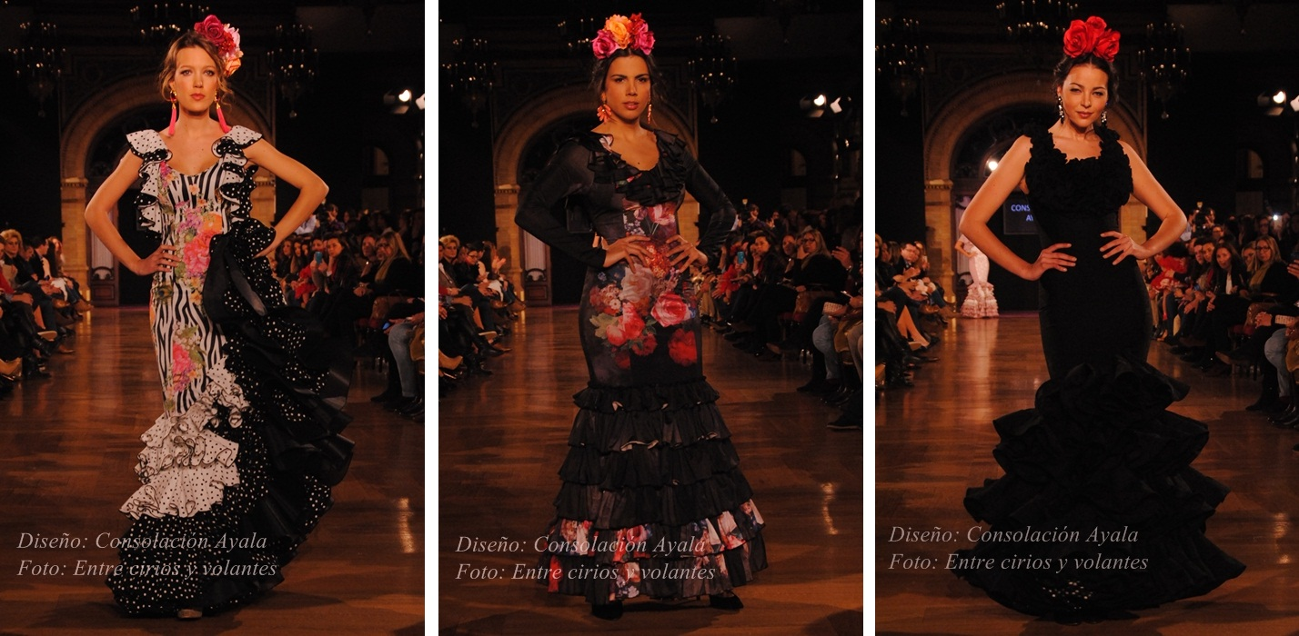 Consolacion Ayala trajes de flamenca 2015 (7)