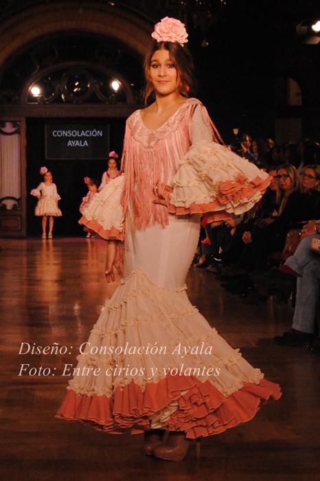 Consolacion Ayala trajes de flamenca de niñas (2)