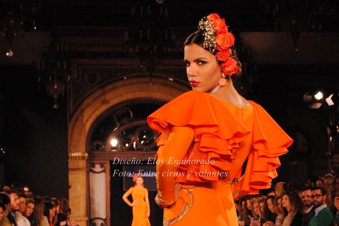 Eloy Enamorado we love flamenco 2015 mangas de flamenca