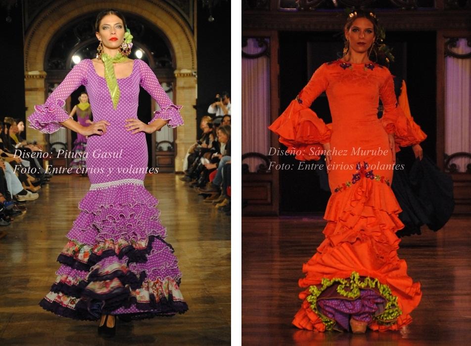 Trajes de flamenca 2015 2