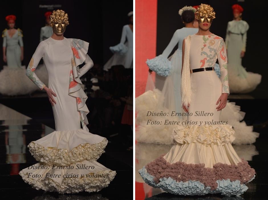 Ernesto Sillero simof trajes de flamenca 2015