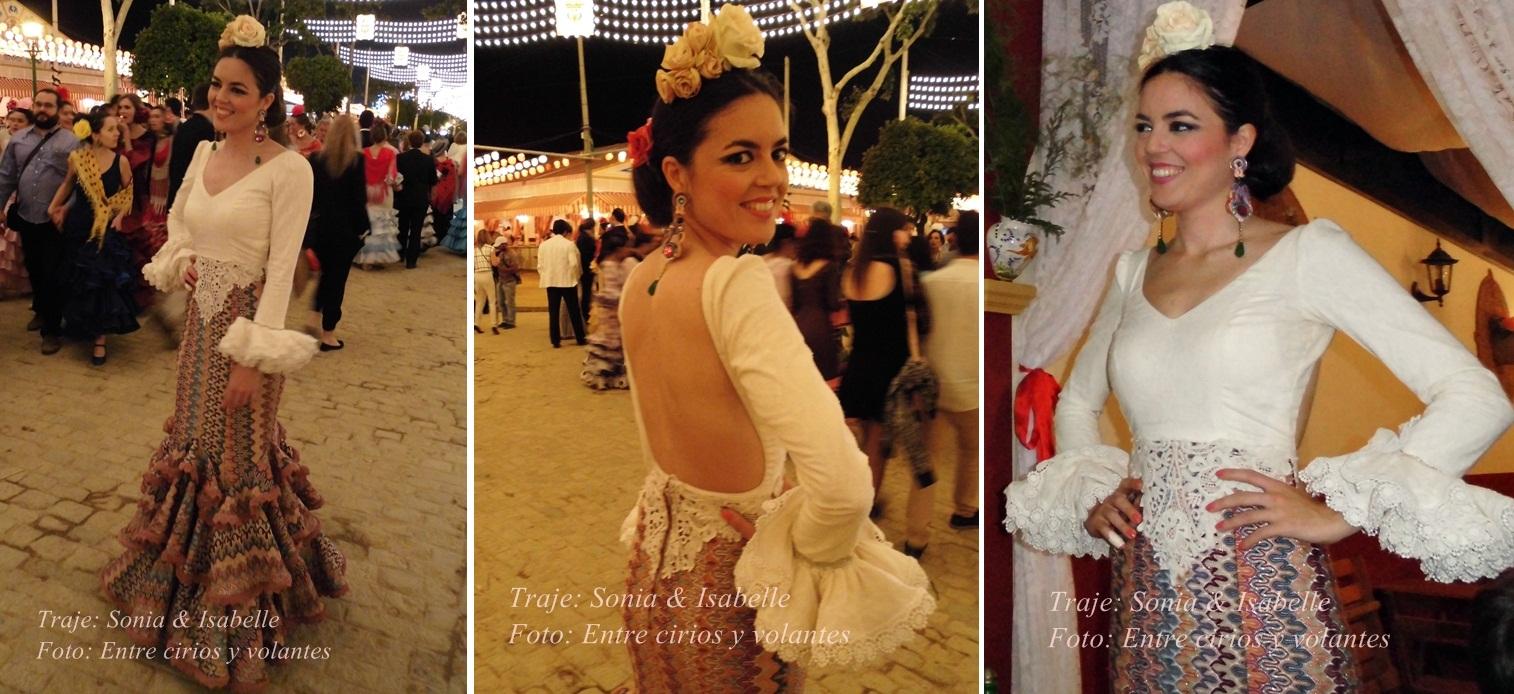 Feria de Sevilla 2015 Entre cirios y volantes (6)