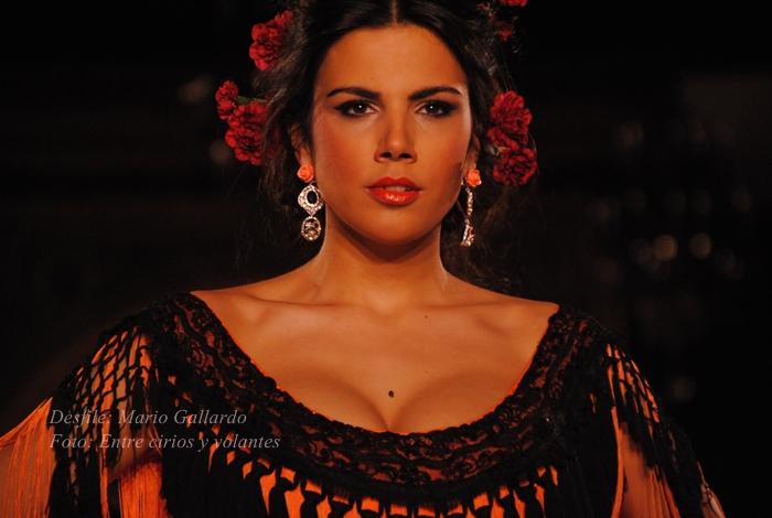 complementos flores de flamenca 2015