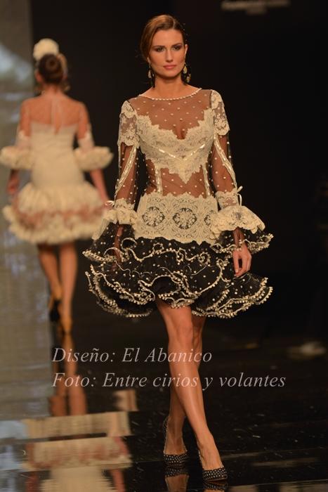 el abanico de velez trajes de flamenca simof 2015