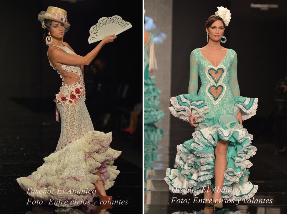 el abanico moda flamenca simof 2015
