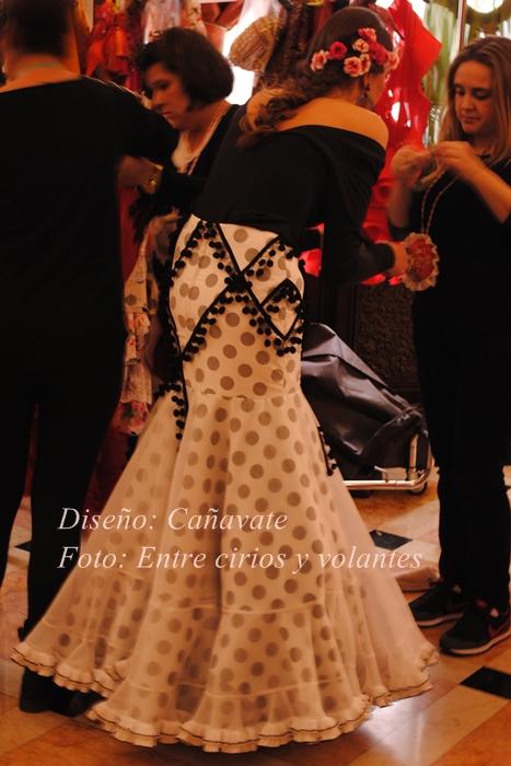traje de flamenca de cañavate 2015