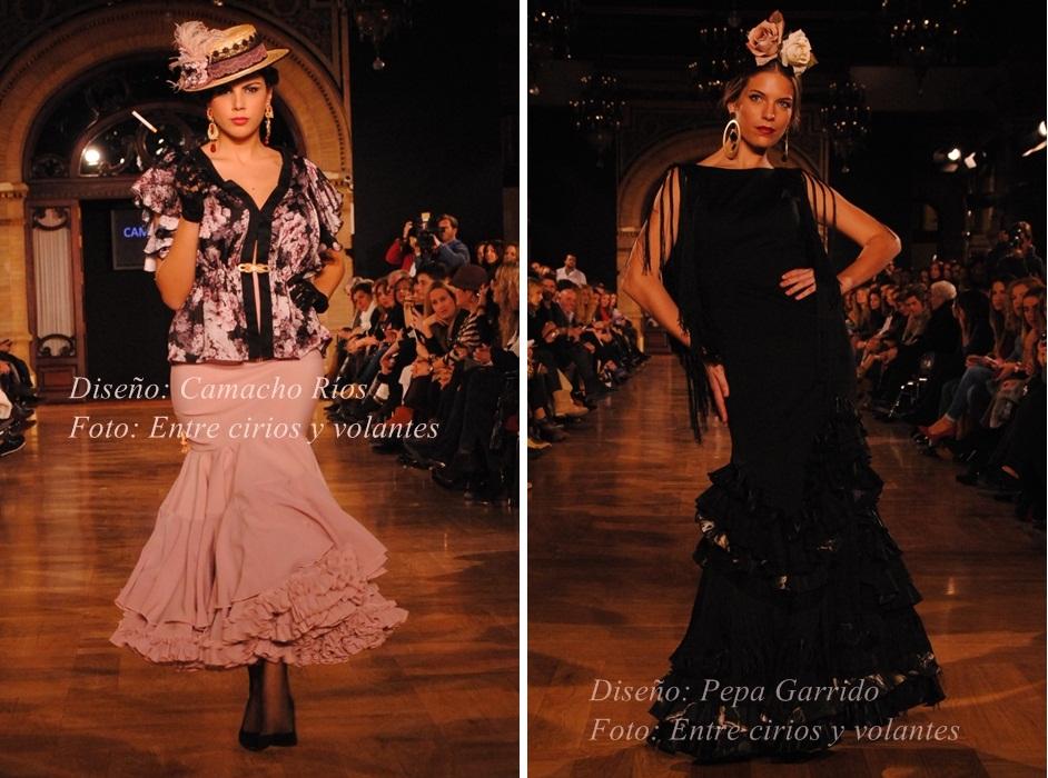 trajes de flamenca we love flamenco 2015