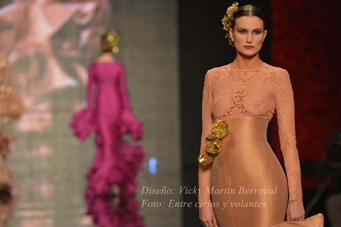 vicky martin berrocal trajes de flamenca simof 2015
