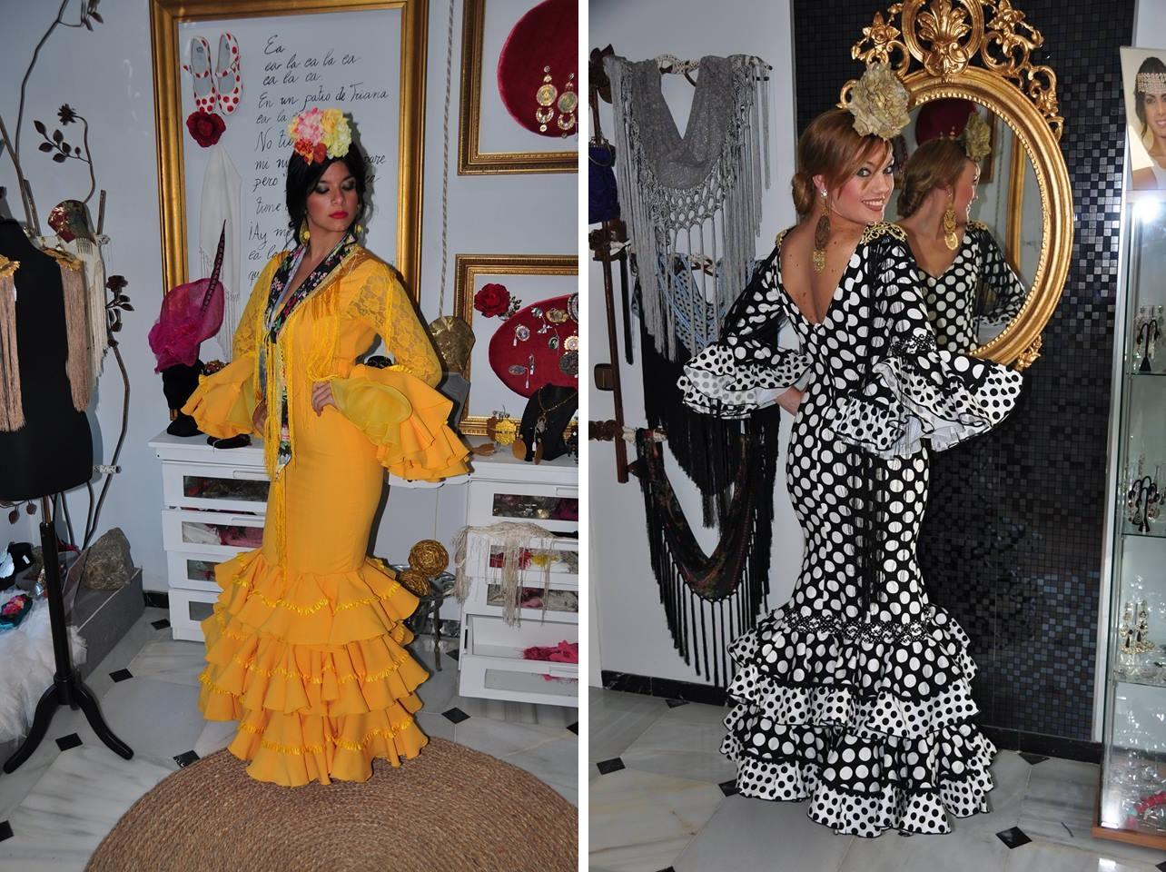 angela campos trajes de flamenca rebajas