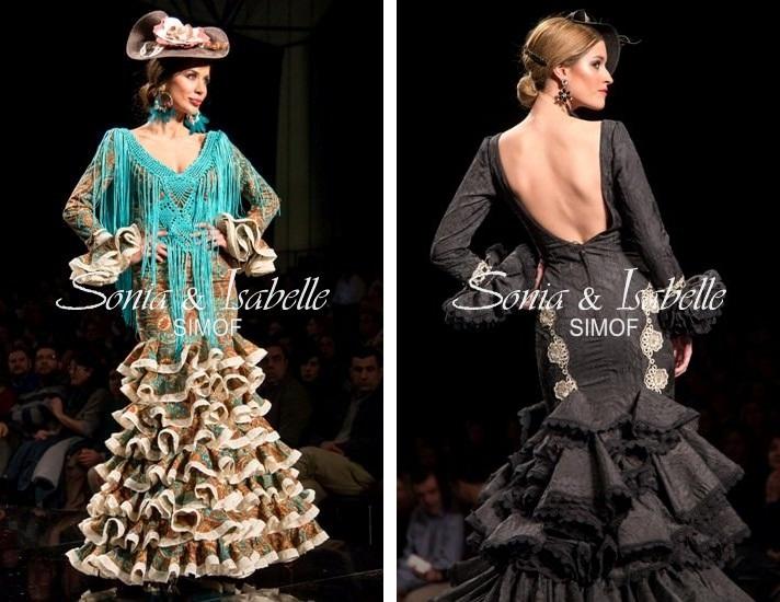 sonibel trajes de flamenca