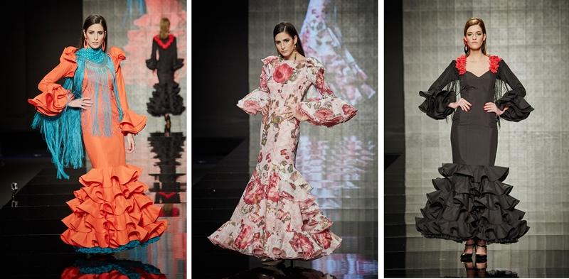 trajes de flamenca lina simof 2015 rebajas
