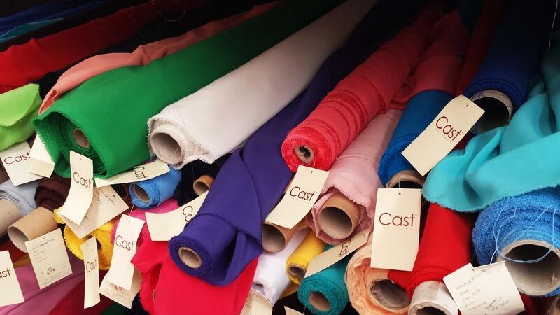 cast tejidos telas de flamenca