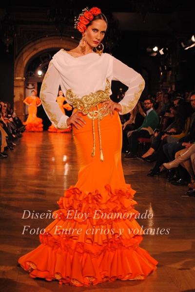 traje de flamenca de eloy enamorado we love flamenco