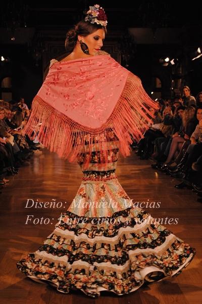 traje de flamenca de manuela macias we love flamenco