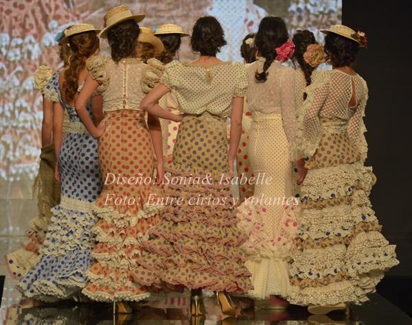 traje de flamenca de sonibel simof