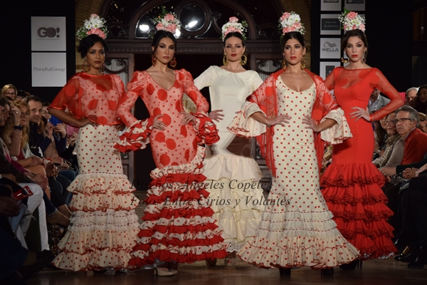 angeles copete trajes de flamenca 2