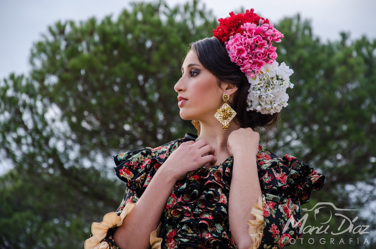 camacho rios trajes de flamenca we love flamenco 2016
