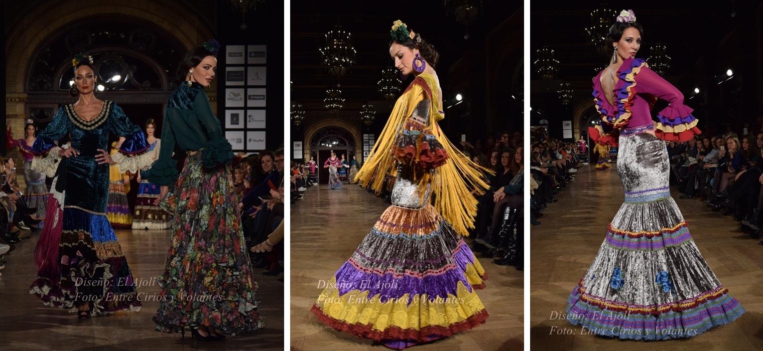 el ajoli trajes de flamenca 2016 12