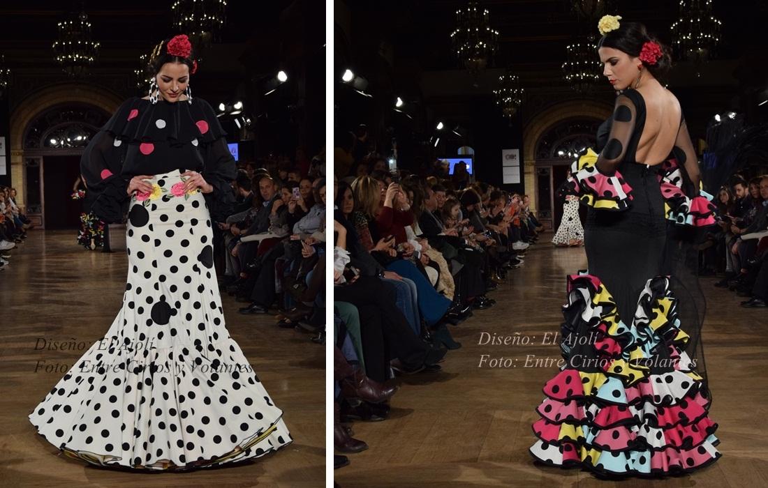 el ajoli trajes de flamenca 2016 14
