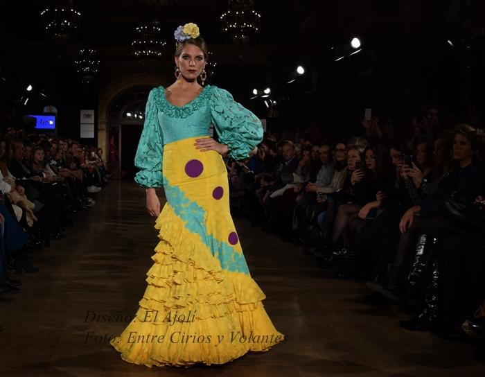 el ajoli trajes de flamenca 2016 15
